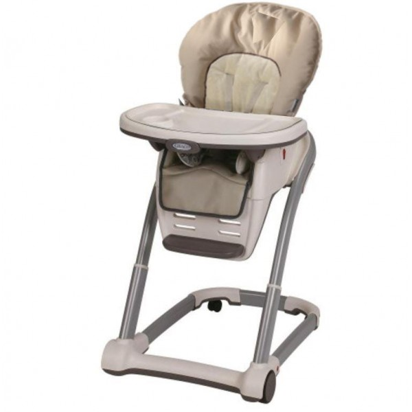 graco blossom 4 in 1 convertible baby high chair used